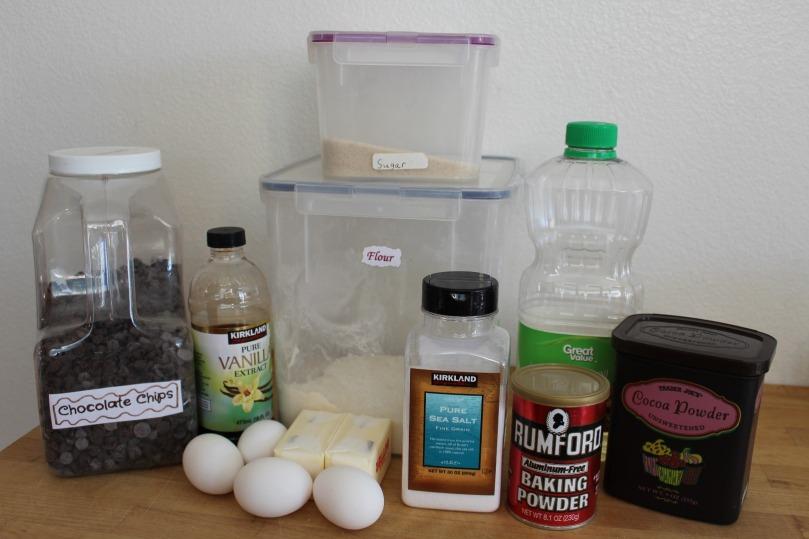 brownies-ingredients