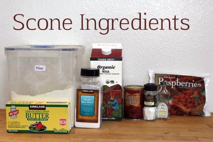 raspberry-scones-dough-ingredients