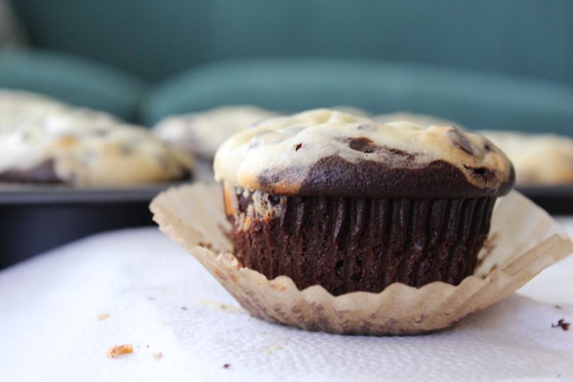 black bottom cupcakes main #2