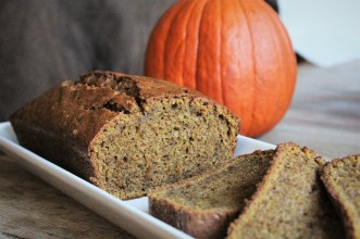 pumpkin bread main