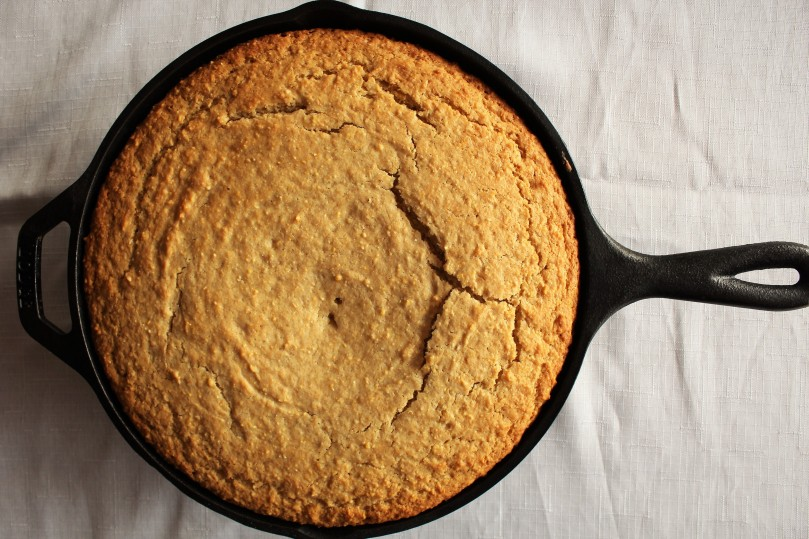 Easy Cornbread MAIN