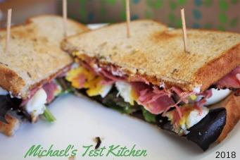 Protein Sandwich main